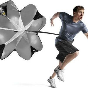 Speed parachute (sprint training)